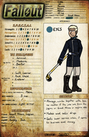 Reference Sheet: Cloe by SevBD
