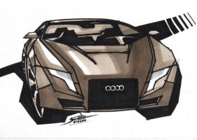 Audi SUEV by ShadyDesigns