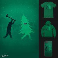 THE HUNT! @Threadless by mrsbadbugs