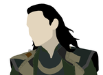 Loki Minimalist by GuardianOfTheNight2