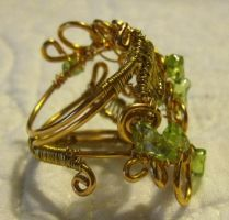 Floral ring by gufobardo