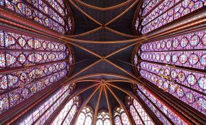 Sainte Chapelle - Paris VI by ThomasHabets