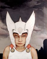 'Thor' by MichaelShapcott