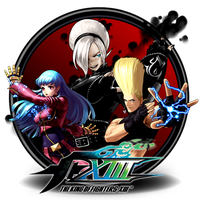 The King Of Fighters XIII-v2 by edook