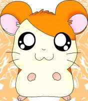 Hamtaro cute little thing by Duero