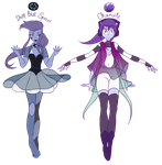 Gem Fusions by EmilieArts
