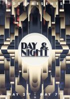 DAY AND NIGHT II by AlternateRaiL