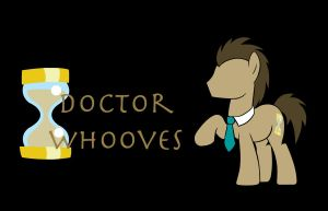 Doctor Whooves Background by Shadaily