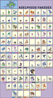 Adelphios Fakedex by aocom