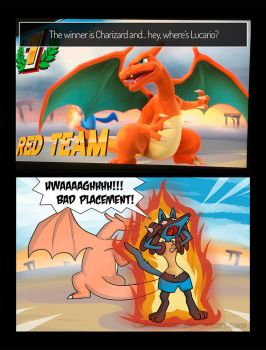Bad Placement (Comic + Video) by Gabasonian