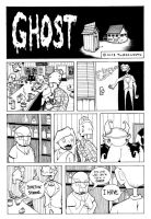 Ghost by Papposilenos