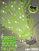 GreenSoundCollapse by ajiebash