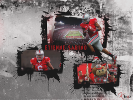 Etienne Sabino Wall by KevinsGraphics