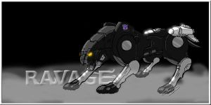 G1 Ravage by O-O-P