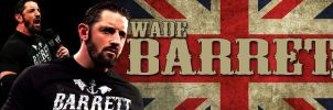 Wade Barret Cover by edge4923