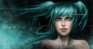 Miku:World is Mine by Chemical-Exorcist