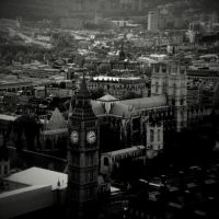 London View by lostknightkg