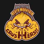 Death Mountain Crushers (Zelda Team Tee) by 8-Bit-Hobo