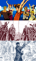Favorite One Piece Movies by CodeNameZimbabwe