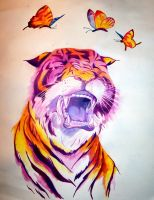 Tiger by shannongordy