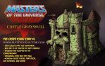 Castle Grayskull playset by natebaertsch