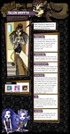 Complete Monster High Profile - Tallon Griffith by MandigaO