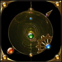 Clockwork Universe by Nameda