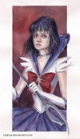 Sailor Saturn by CoalRye