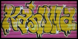 Graffiti by liggsy21491