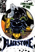 Blackstone Cover Book 1 by Robert A. Marzullo Ram by ramstudios1