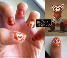 Pabu Nails c: by equinoxialparadox