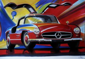 300 SL by Stephen59300