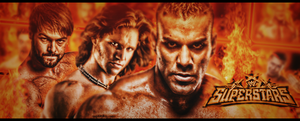 Wwe SuperStar Banner 2011 by Mohamed-Fahmy