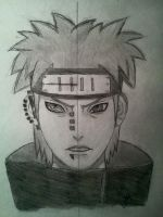 When Pein meets Yahiko... by AfraidOfSun