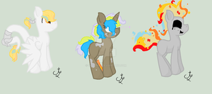 mlp adopts (auction) by dratini12