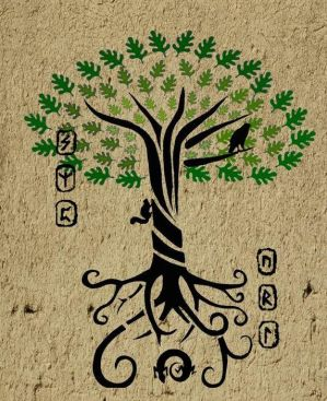 Yggdrasil   -The World Tree-