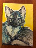 Aceo Trade with Sebastian by nightspiritwing