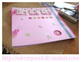 Baby Wishes Keepsake Book by WireMySoul