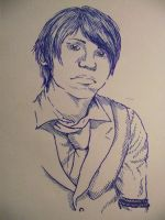 Ryan Ross in Blue COMPLETED by Armadeo