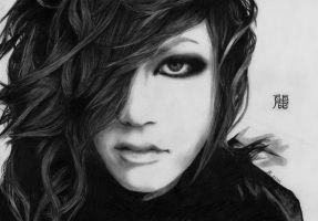 The GazettE - Uruha by Henu-Chan