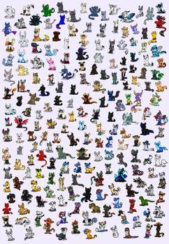 Giant Chibi Project by Aphrael7