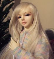 Aria - Face up by daiin