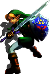 Link from soul calibur (edit) by Marioandlink123