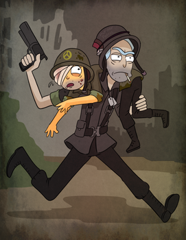 Search and Rescue by Arkham-Insanity