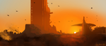 Sunset by tod22