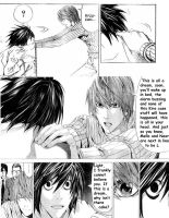 Death Note Spoof by MissLuckychan29