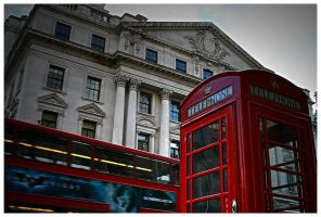 Red London by Malleni
