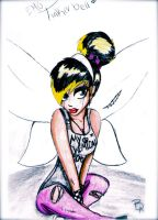 Emo Tinkerbell by ZimsChick