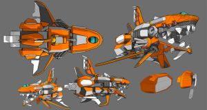 KOI V2.0 at 60 percent by Loone-Wolf