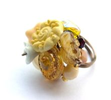 One Golden Day... Ring by sojourncuriosities